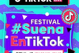 #SuenaEnTikTok