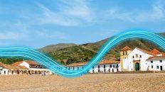 fibra óptica, Villa de Leyva, desarrolladores