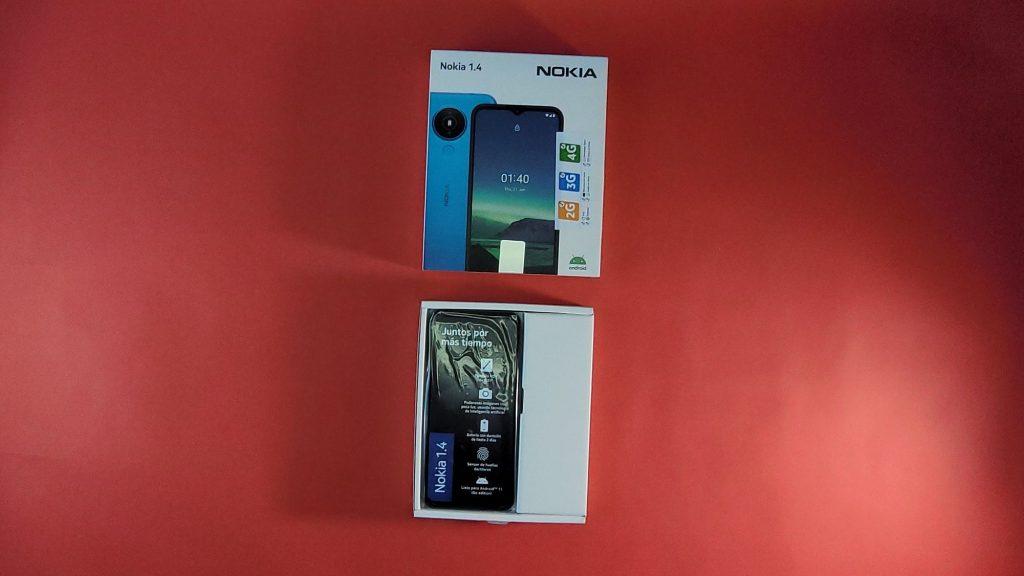 Nokia 1,4