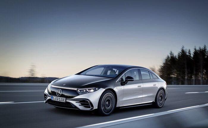 Mercedes Benz, carros eléctricos