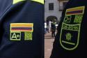 Código QR policía