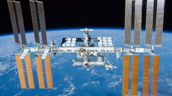 iss Estación Espacial Internacional