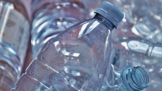 HP, plástico reciclado