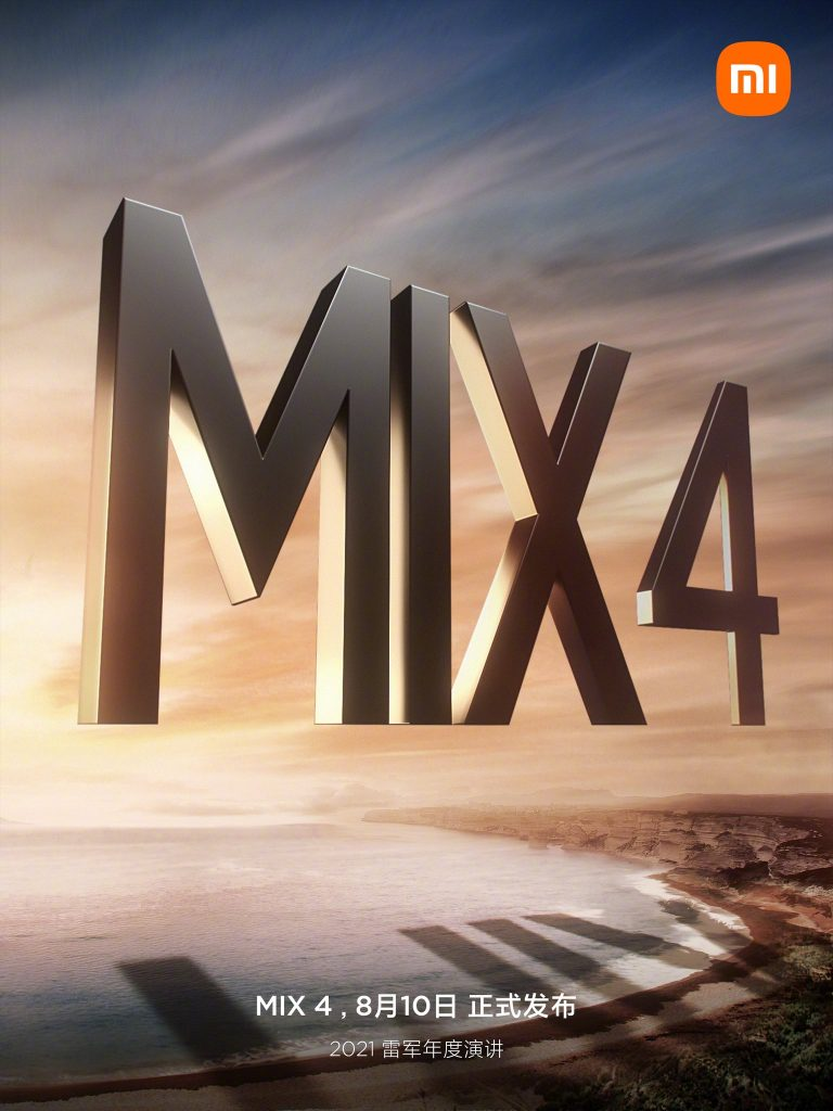 Mi Mix4