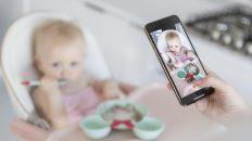 Redes sociales, menores de edad