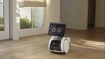 Astro, nuevo robot de Amazon