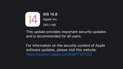 iOS 14,8