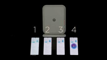 Motorola, carga espacial