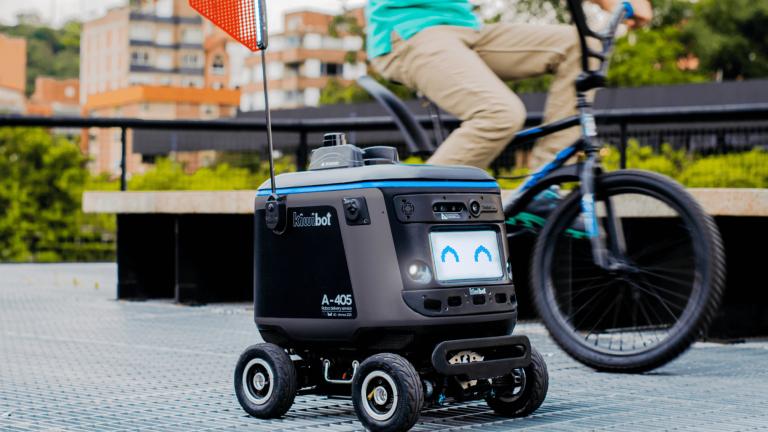 kiwibot, emprendimiento, innovacion, robot