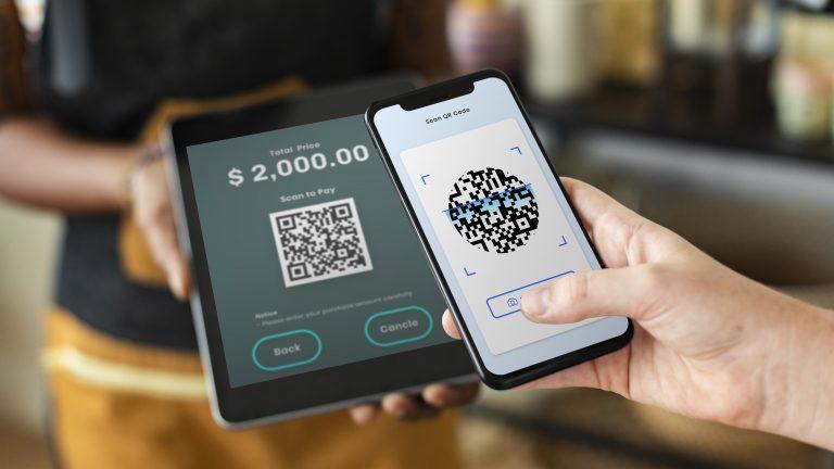 mercado pago, fintech, servicio pago digital, pago QR