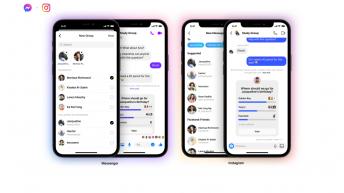Chat grupales disponibles en Messenger e Instagram